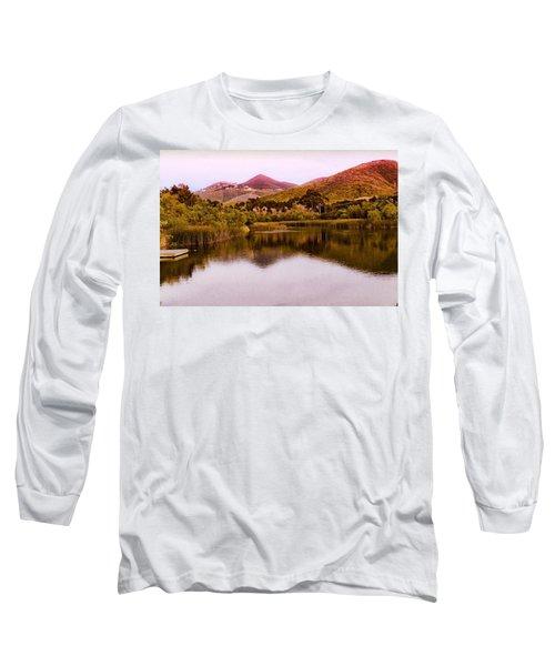 At The Lake Long Sleeve T-Shirt