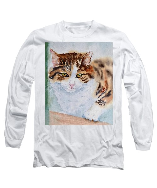 At The Window Long Sleeve T-Shirt