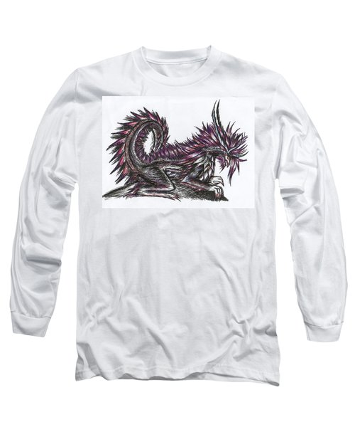 Atma Weapon Catoblepas Fusion Long Sleeve T-Shirt