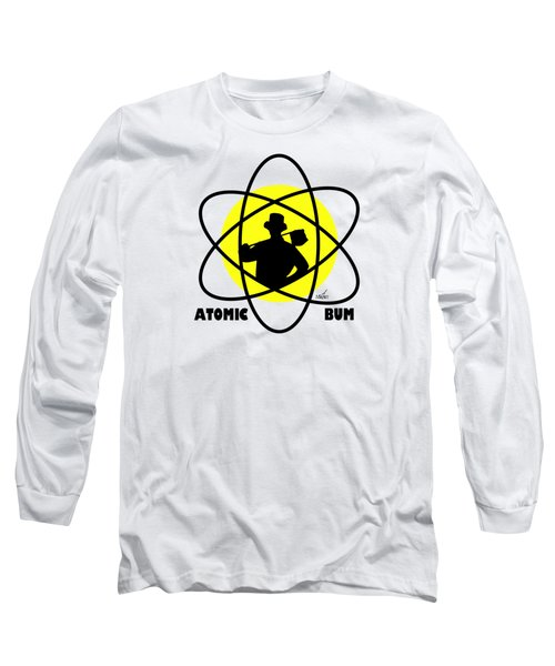 Atomic Bum Long Sleeve T-Shirt