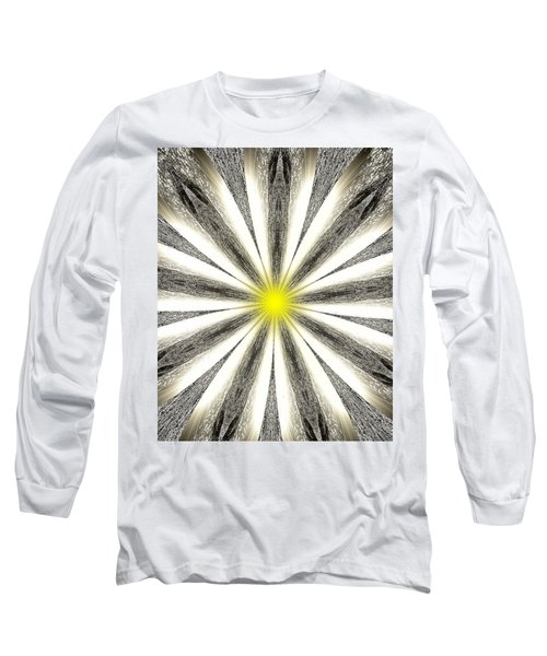 Long Sleeve T-Shirt featuring the photograph Atomic Lotus No. 4 by Bob Wall