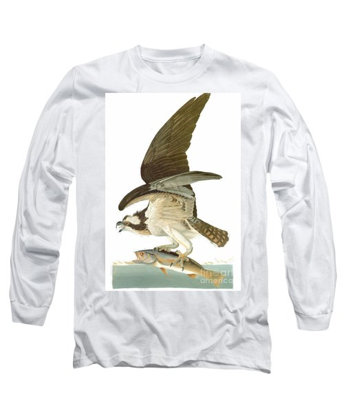 Audubon: Osprey Long Sleeve T-Shirt