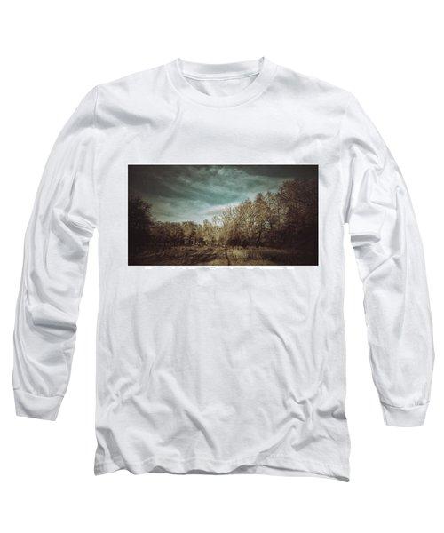 Auf Der Wiese Kein Long Sleeve T-Shirt