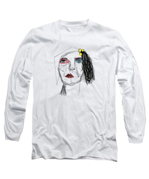 Aunt Bessie Long Sleeve T-Shirt