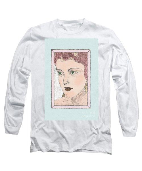 Aunt Edie Long Sleeve T-Shirt