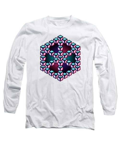Aurelia Cube 2 Long Sleeve T-Shirt