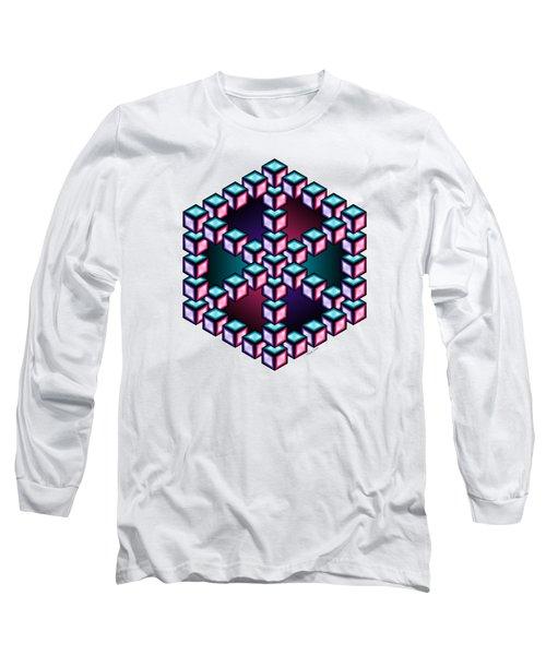 Aurelia Cube 2 Long Sleeve T-Shirt