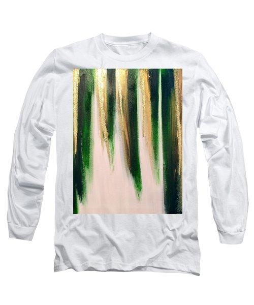 Aurelian Emerald Long Sleeve T-Shirt