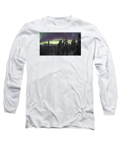 Auroral Horizon Long Sleeve T-Shirt