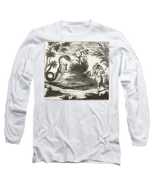 Author-explorer Schenchzer Meeting Long Sleeve T-Shirt