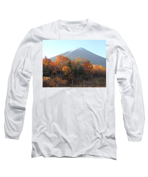 The Forest Of Creation Long Sleeve T-Shirt