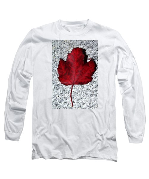 Autum Maple Leaf 1 Long Sleeve T-Shirt