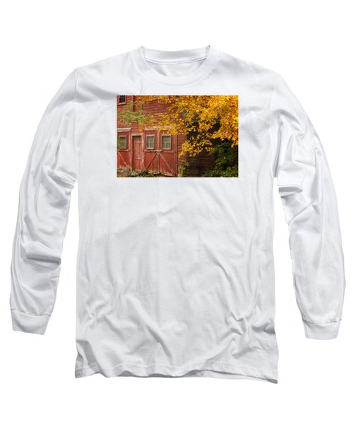 Autumn Barn Long Sleeve T-Shirt