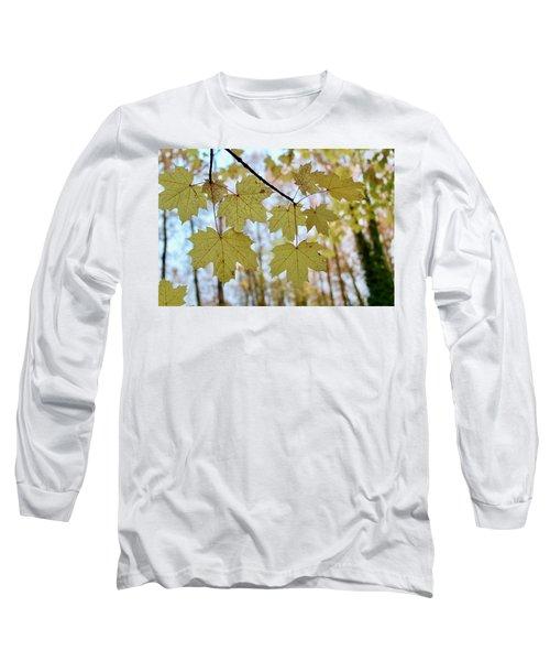 Autumn Beauty Long Sleeve T-Shirt