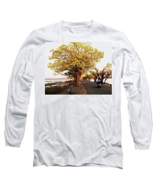 Autumn Causeway Long Sleeve T-Shirt