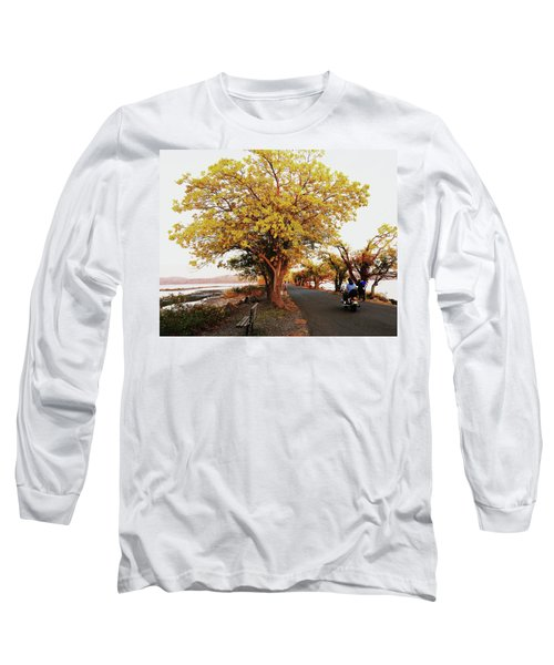 Autumn Causeway Long Sleeve T-Shirt