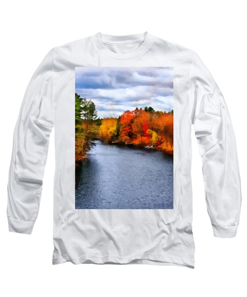 Autumn Channel Long Sleeve T-Shirt