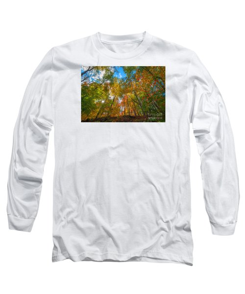 Autumn Colors  Long Sleeve T-Shirt by Michael Ver Sprill