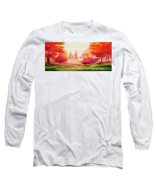 Autumn Delight Long Sleeve T-Shirt