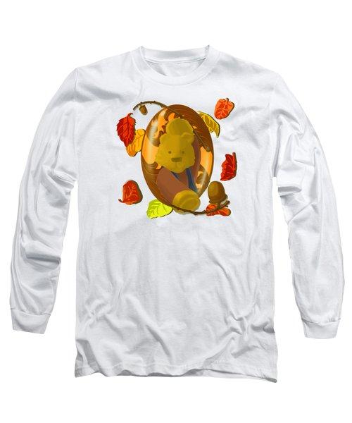 Autumn Emblem Long Sleeve T-Shirt
