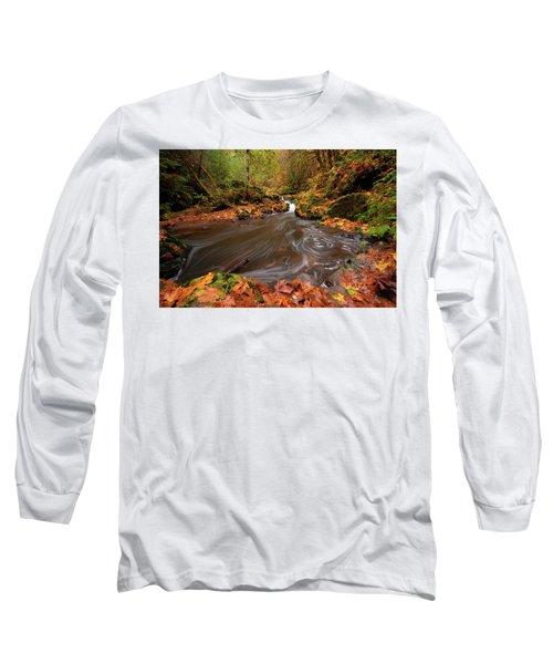 Autumn Flow Long Sleeve T-Shirt
