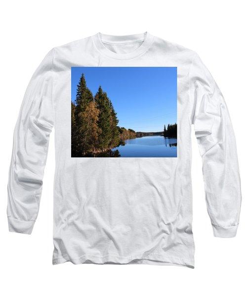 Autumn In Europe  Long Sleeve T-Shirt