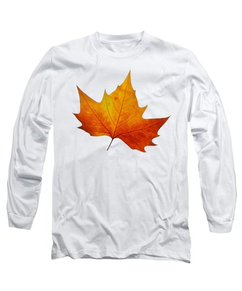 Autumn Leaf 1 Long Sleeve T-Shirt