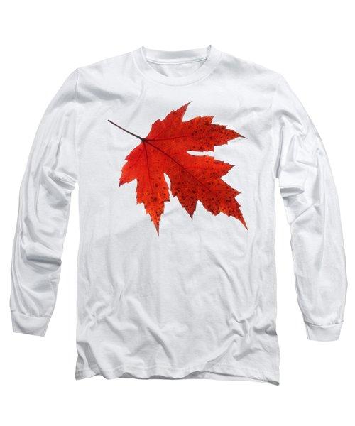 Autumn Leaf 2 Long Sleeve T-Shirt