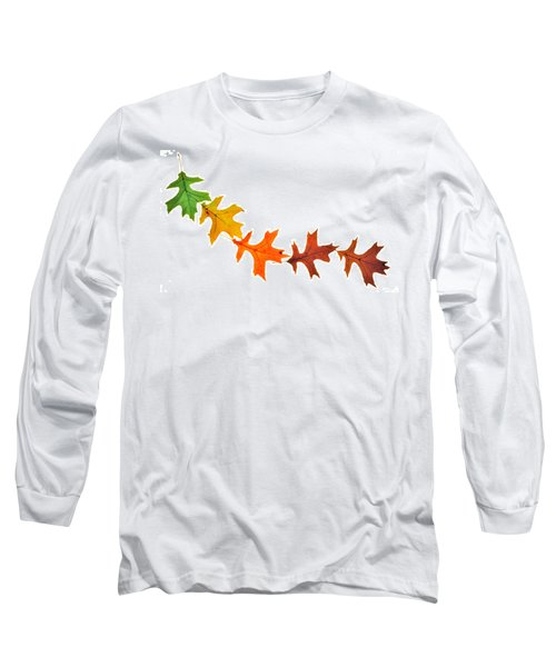Autumn Leaves 1 Long Sleeve T-Shirt