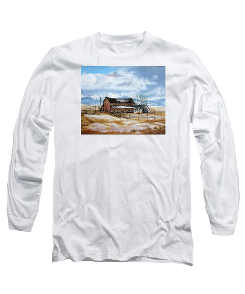 Autumn Slips Away Long Sleeve T-Shirt