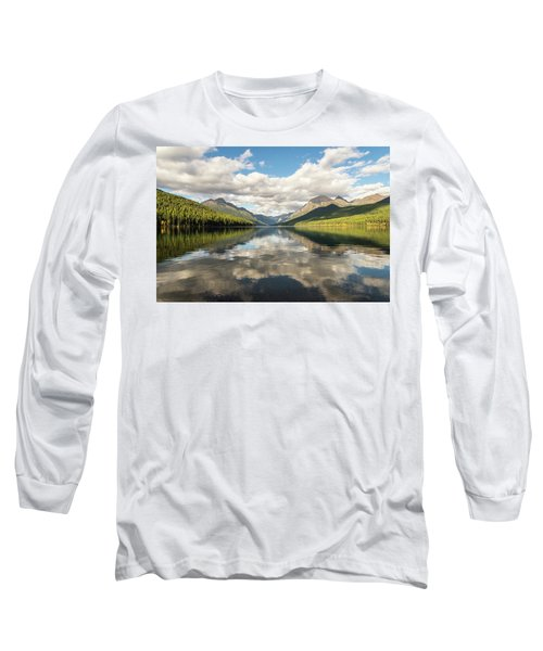 Avenue To The Mountains Long Sleeve T-Shirt