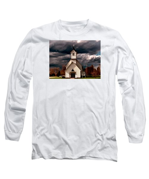 Awaiting The Storm Long Sleeve T-Shirt