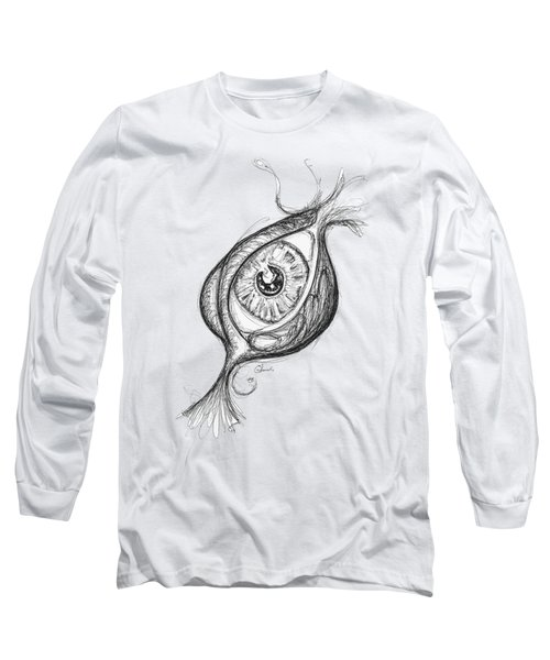 Awakening Bud Long Sleeve T-Shirt