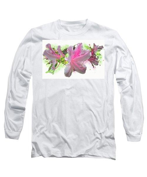 Azalea #2 Long Sleeve T-Shirt