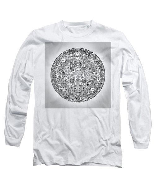 Aztec Sun Long Sleeve T-Shirt