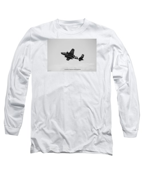 B-25 Mitchell Bomber Long Sleeve T-Shirt