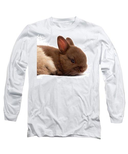 Baby Bunny  #03074 Long Sleeve T-Shirt