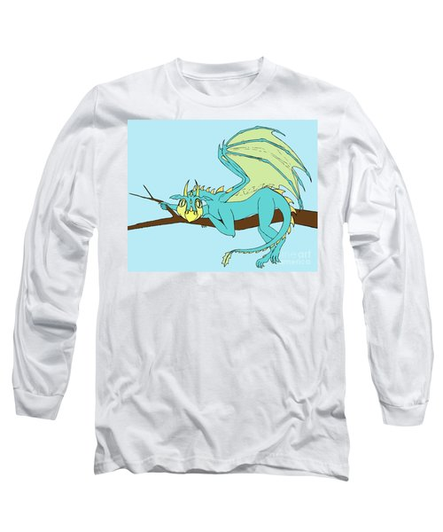 Baby Clarence Long Sleeve T-Shirt