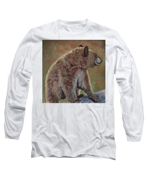 Baby Griz Long Sleeve T-Shirt