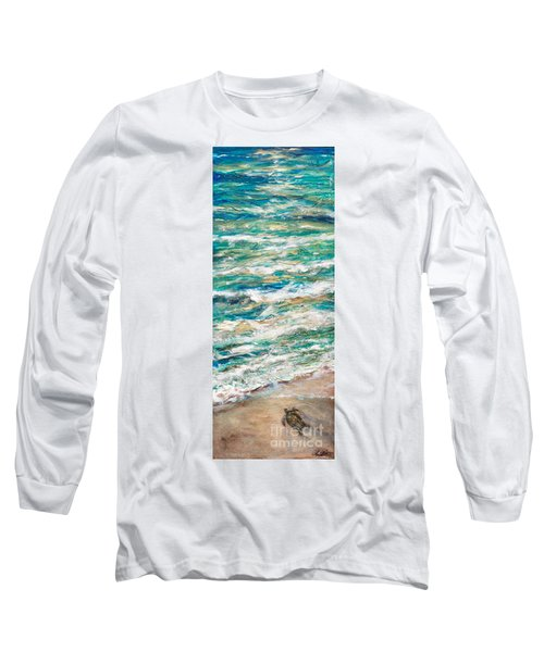 Baby Sea Turtle II Long Sleeve T-Shirt