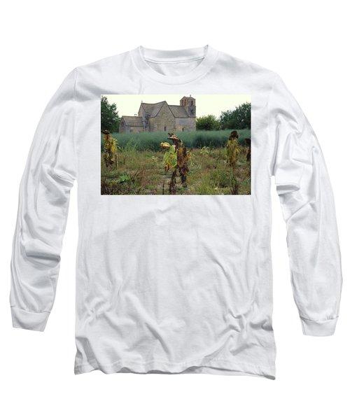 Back From Church Long Sleeve T-Shirt