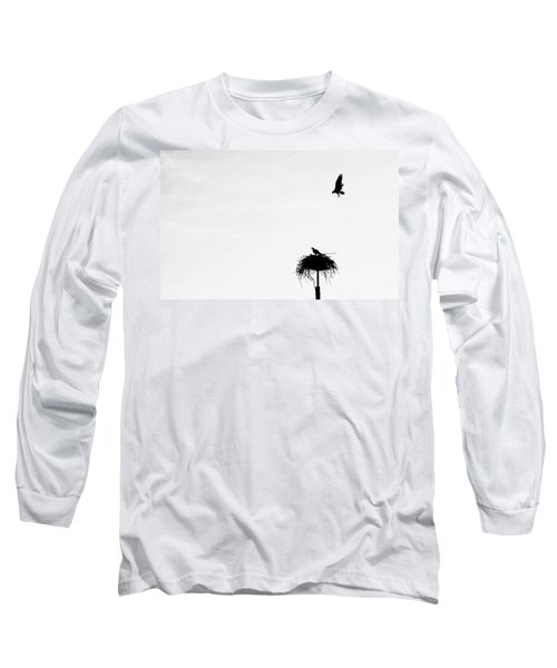 Back To The Nest Long Sleeve T-Shirt