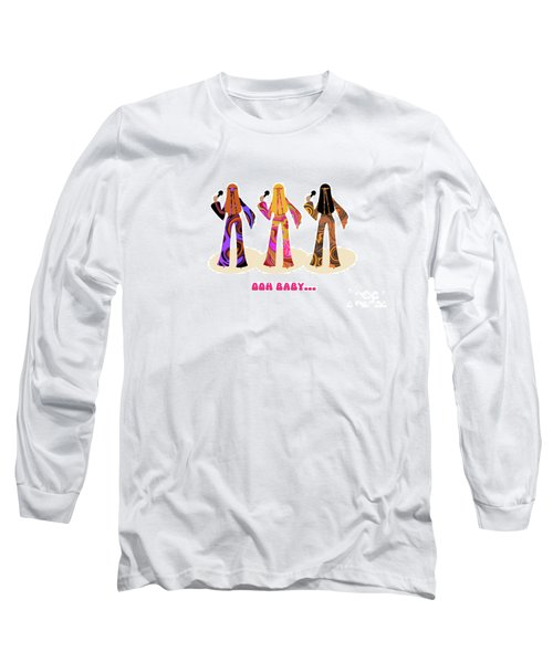 Back To The Sixties Long Sleeve T-Shirt