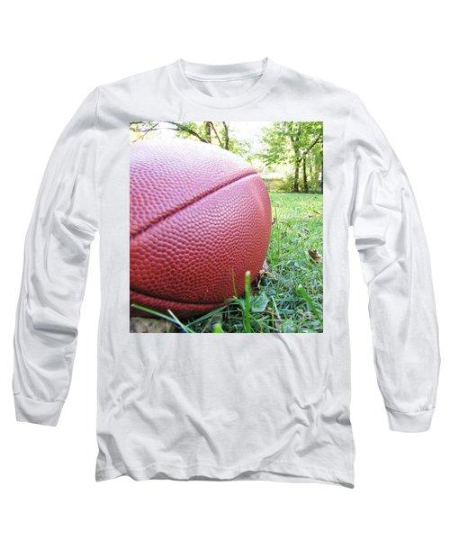 Backyard Football Long Sleeve T-Shirt