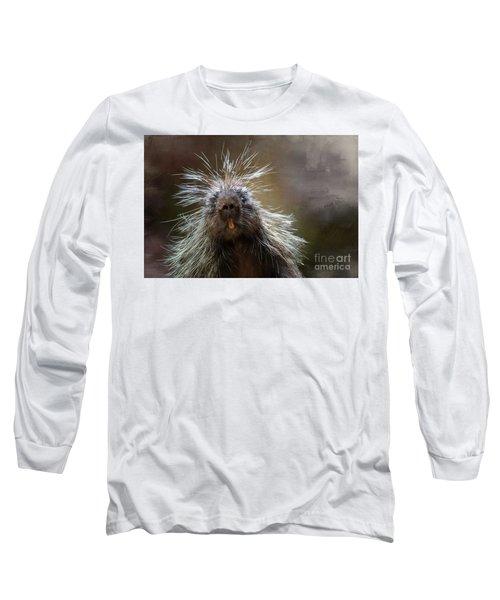 Bad Hairday Long Sleeve T-Shirt