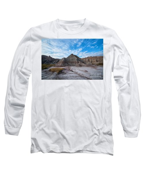 Badlands Pyramid  Long Sleeve T-Shirt