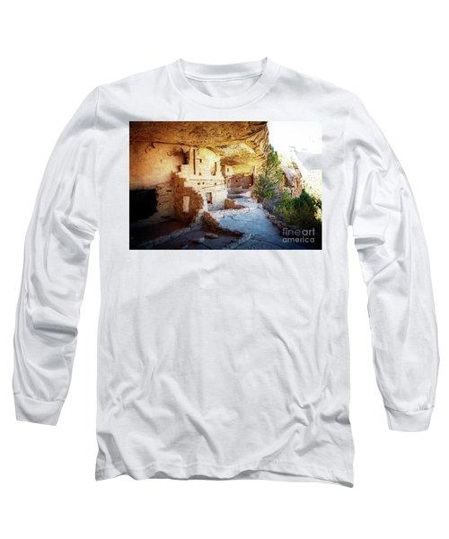 Balcony House Long Sleeve T-Shirt