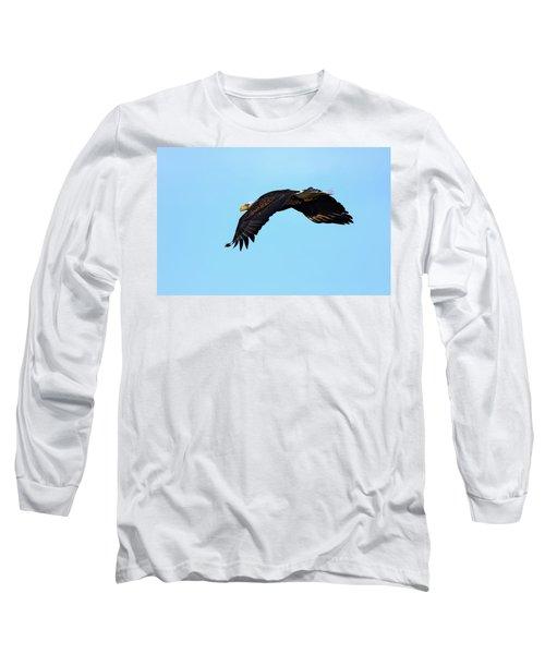 Bald Eagle Horizons Long Sleeve T-Shirt