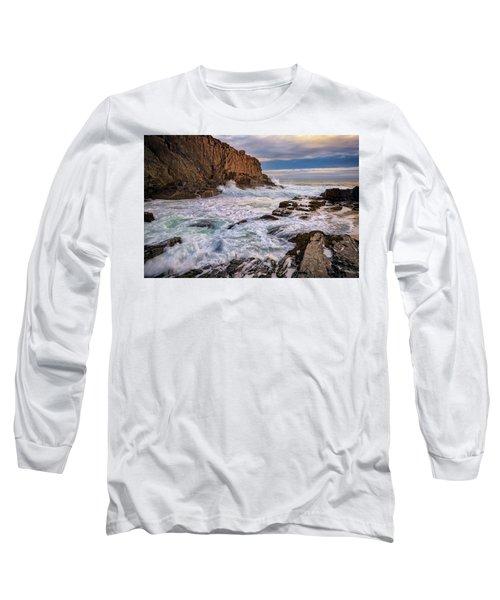 Bald Head Cliff Long Sleeve T-Shirt by Rick Berk