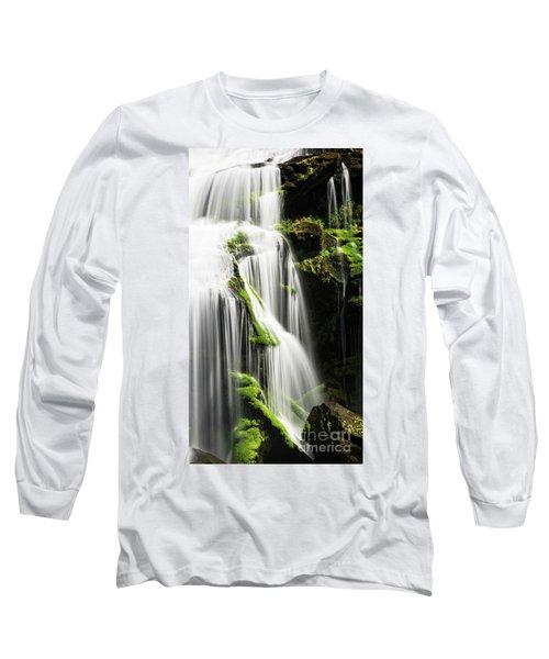 Bald River Falls Long Sleeve T-Shirt